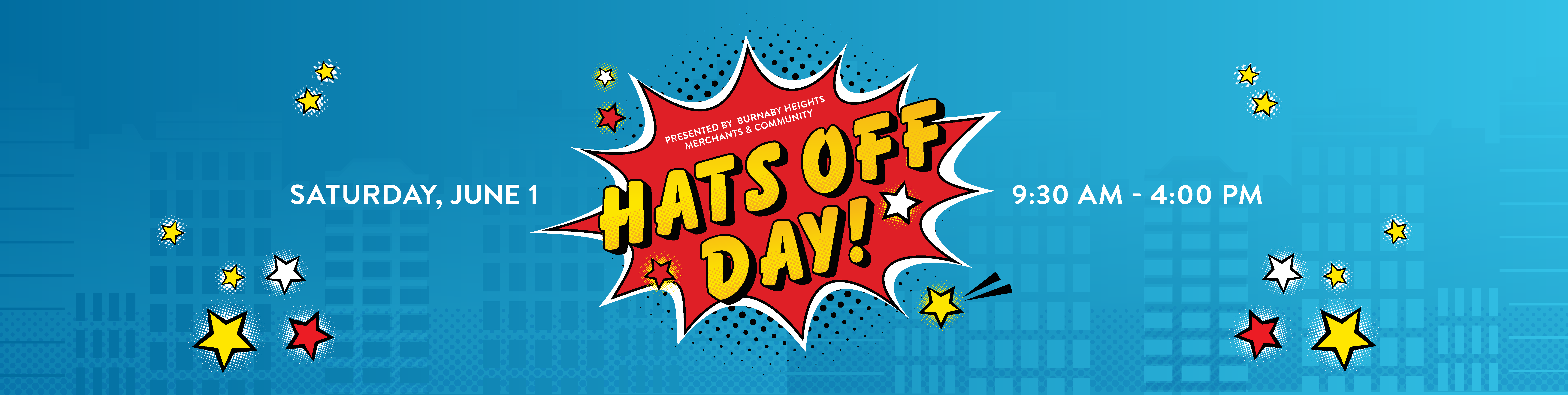 Hats Off Day 2019!